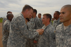 Award Ceremony for Exercise Participants - Natural Fire 10 - Entebbe, Uganda - 091025 - United States Army Africa
