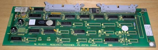 RM Nimbus PC-186 floppy disk controller