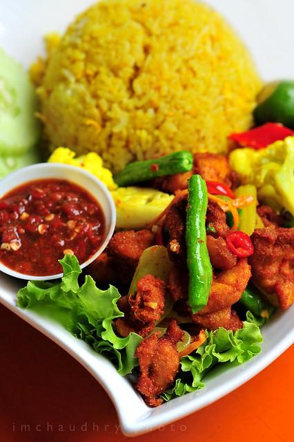 Nasi Goreng Ayam Kunyit | ©2009 Imran Chaudhry All Rights Re… | Flickr - Photo Sharing!