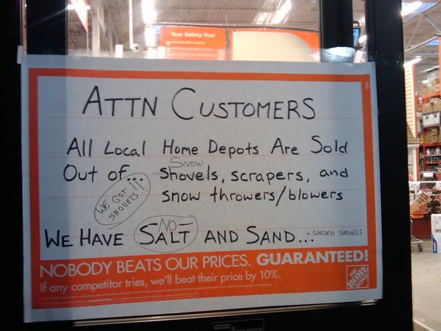 Dunn Loring Home Depot