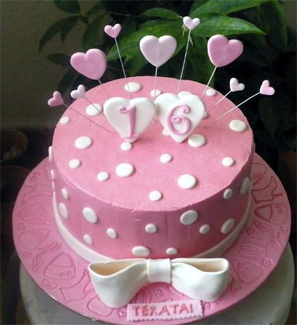 Kids Birthday Cake Ideas Sweet 16th