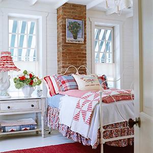Cottage Layered Bedding Flickr Photo Sharing