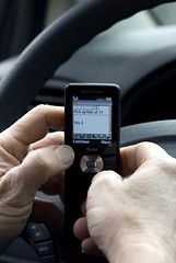 Distracted Driving by OregonDOT on Flickr