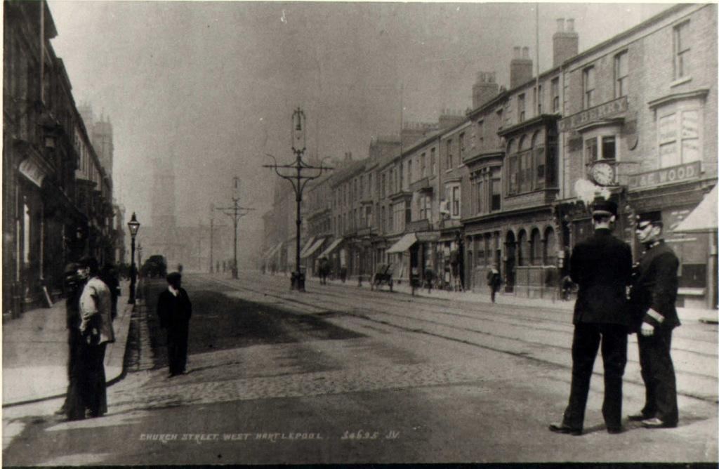 Church Street, West Hartlepool