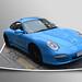 Porsche by jackbenyon