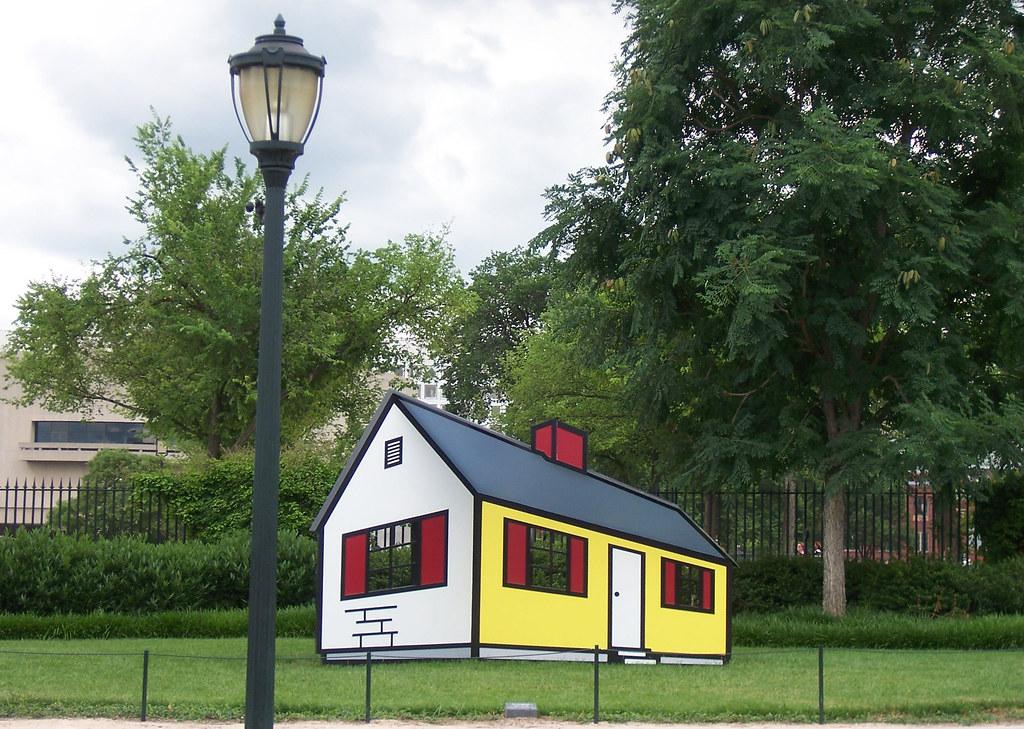 Lichtenstein: House 1