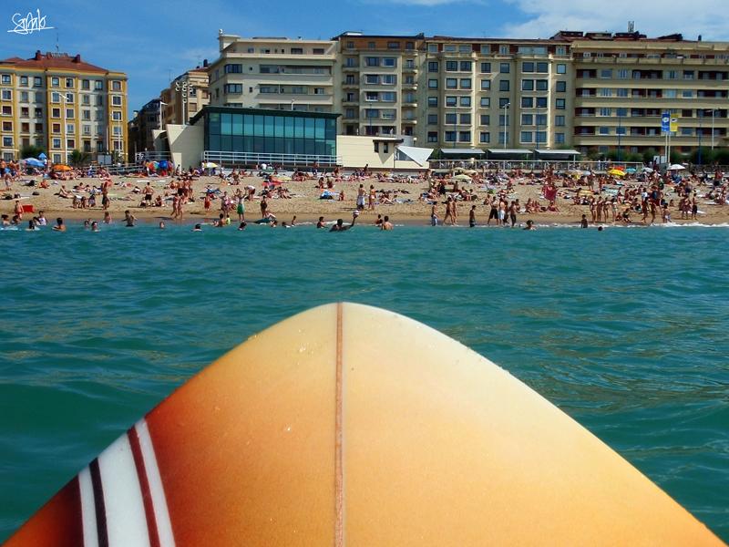 Surfing time2 - Donosti