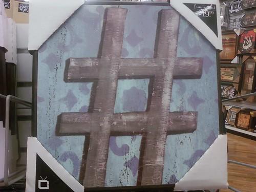 Hashtag Art