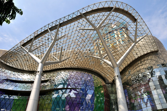 Organic Architecture Of Singapore Flickr Photo Sharing