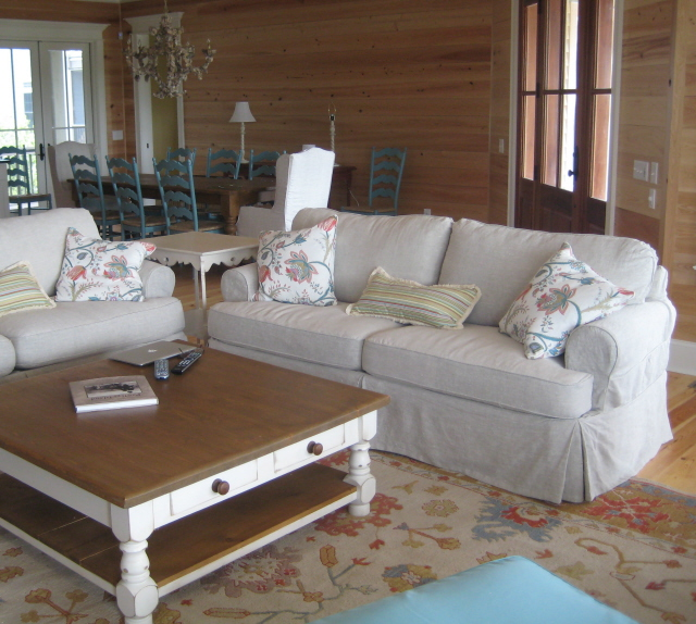 Shabby Chic Living Room Paint Colors