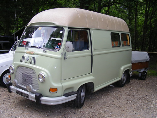 renault estafette camping car a photo on flickriver. Black Bedroom Furniture Sets. Home Design Ideas