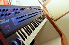 synthesizer, electronic device, nord electro, piano, musical keyboard, keyboard, electronic keyboard, electric piano, digital piano, analog synthesizer, electronic instrument,