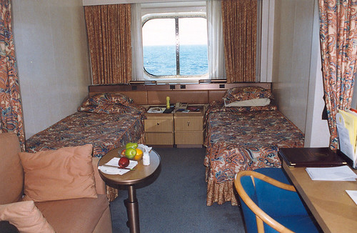 Maasdam - Our Cabin by roger4336