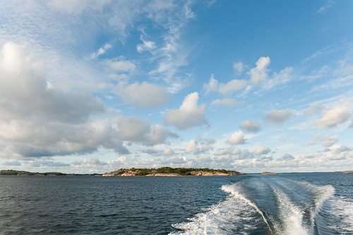 sea summer sky water finland island boat turku yacht archipelago airisto suomenlahti d700 2470mmf28g