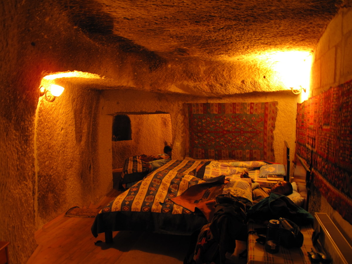 Cappadocia - Our cave