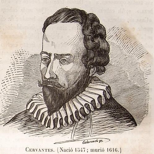 Cervantes photo