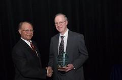 Jeffrey A. Ernico and Award Recipient  Paul J. Troskosky, Esq.