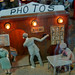 Photobooth, from the Miniature Circus by Curious Expeditions