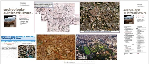 Rome, the Piazza Venezia: The Metro 'C' Archaeological Surveys (2006-2009) & The Archaeology / Infrastructure Conference (MIBAC/SSBAR 10.21/22.2009).