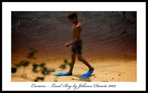 Caraiva - Local Boy