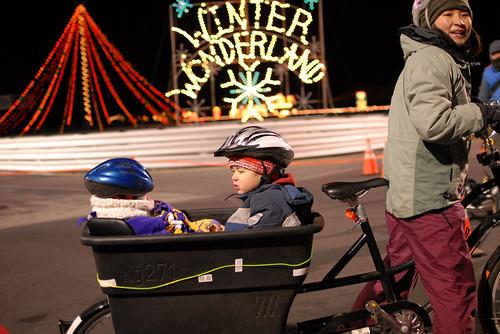 Winter Wonderland-Bike Night at PIR-17