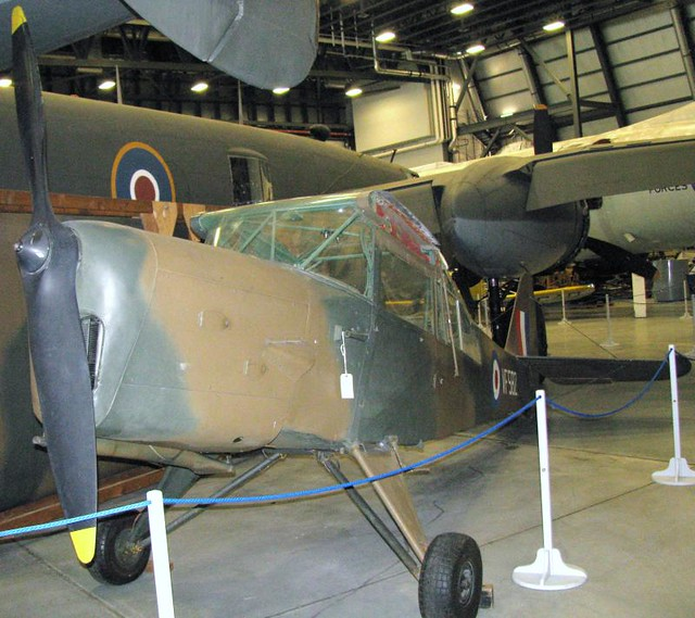 CASM 339 - Post WWII - American - Auster A.O.P. 6 - Observation - 1945