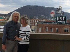 Downtown Roanoke, Virginia
