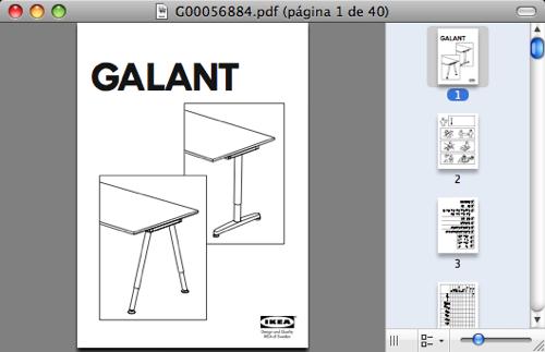 Instrucciones muebles ikea idee per interni e mobili - Ikea coste montaje ...