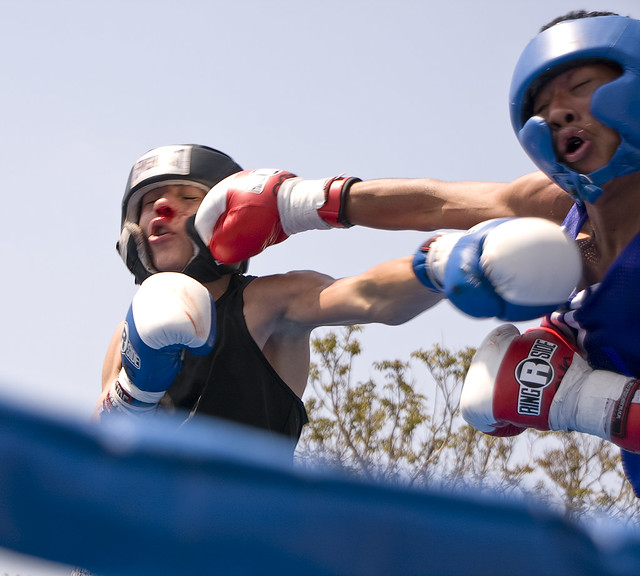 S.A. Boxing Club Youth Fights