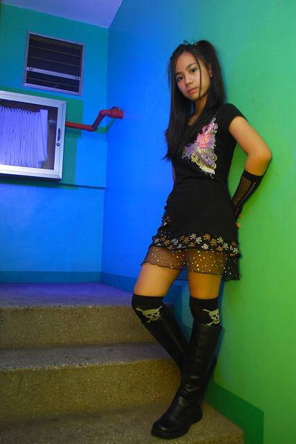emo schoolgirl Cute