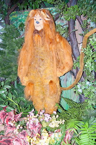 museum lion kansas wizardofoz