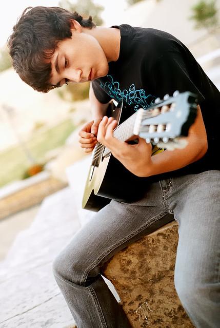 Drew Guitar 35mm