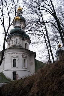 Чернигов. Ильинская церковь