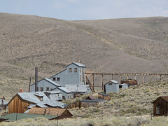 Bodie Mill Area