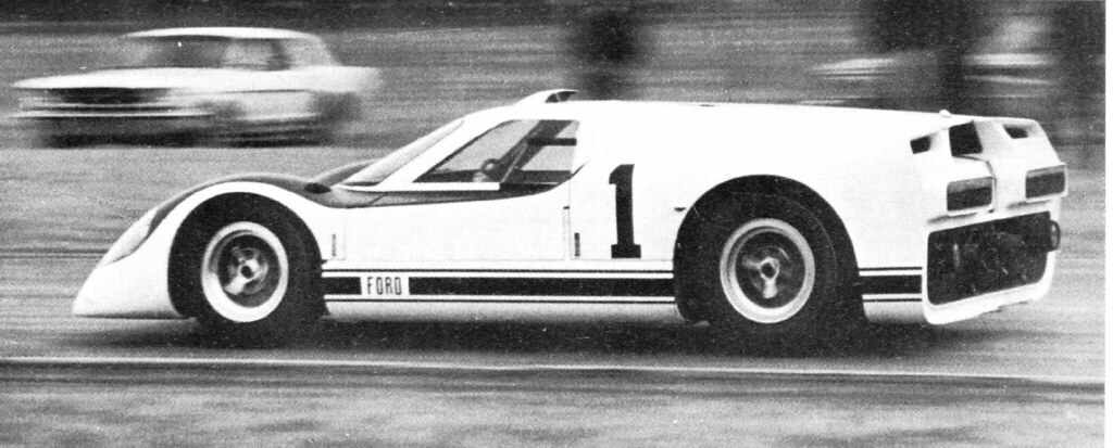Ford Gtp J Caron Ford Test Track For Shake Down