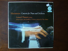 Concerto for Piano Khachaturian