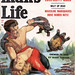 Man's Life, May 1957. Cover by Will Hulsey - www.MensPulpMags.com by SubtropicBob