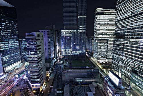 Samsung Complex_Gangnam, Seoul Korea