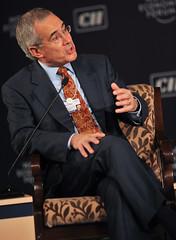 氣候經濟學家Lord Stern。(來源:World Economic Forum)