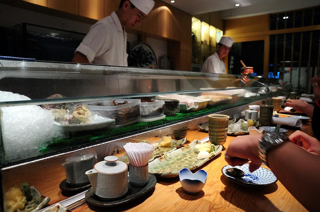 筌壽司-板前