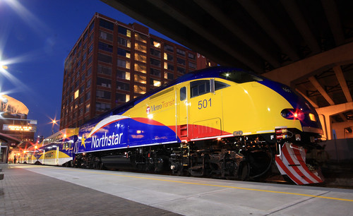 Northstar at Target Field Station, Minneapolis, MN