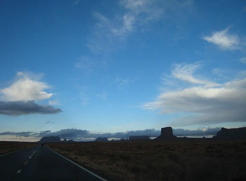REZ, Monument Valley, Clouds, Arizona, Sout… IMG_1300