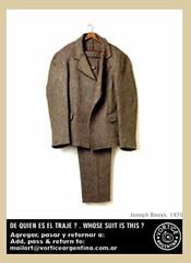 brown(0.0), wool(0.0), khaki(0.0), overcoat(0.0), costume(0.0), pattern(1.0), textile(1.0), clothing(1.0), collar(1.0), sleeve(1.0), outerwear(1.0), jacket(1.0), coat(1.0),
