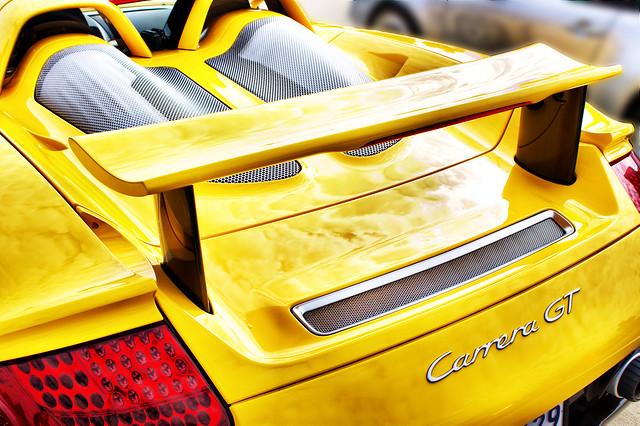 Carrera GT Rear