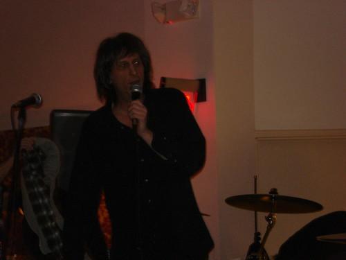 12/18/09 Mickey Leigh at Nick & Eddie - Minneapolis, MN