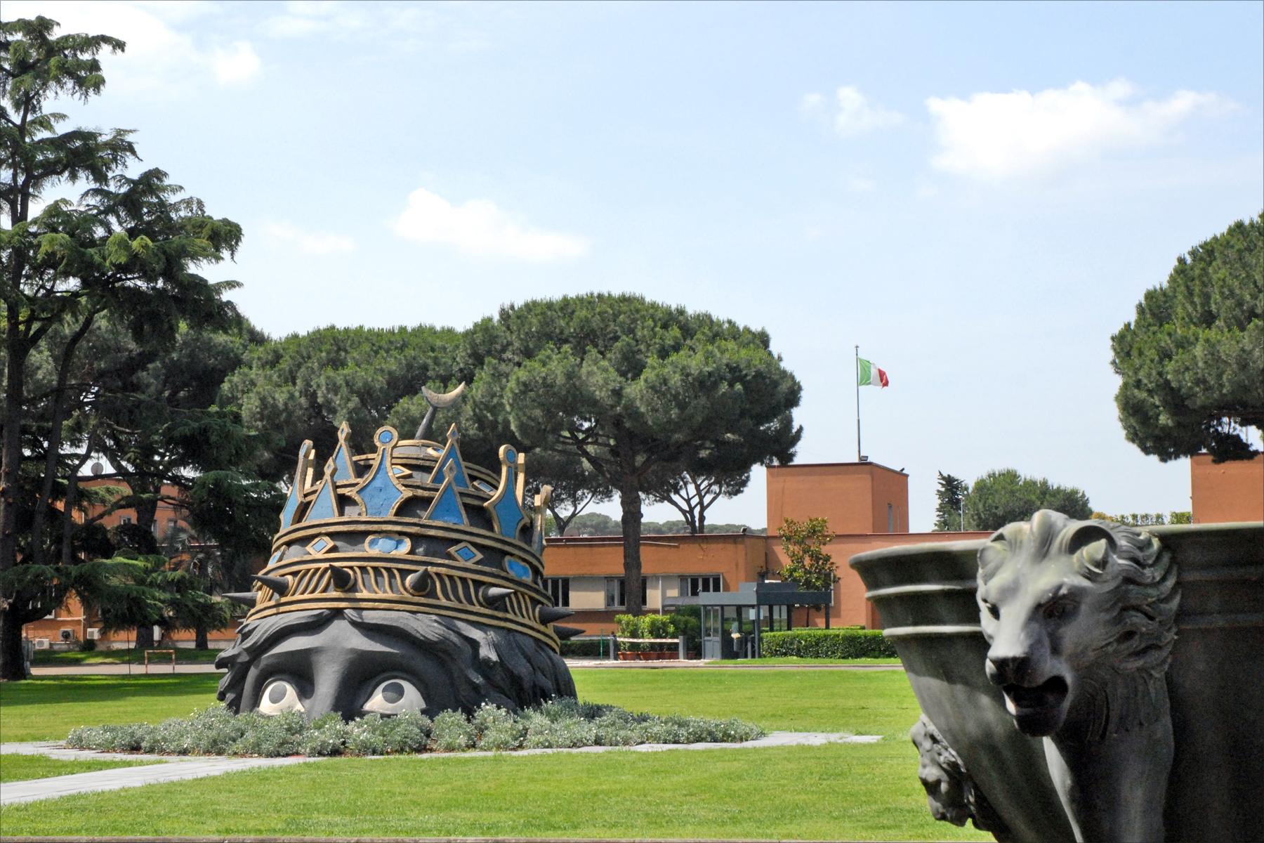 Cinecittà ouvre ses portes (Rome)