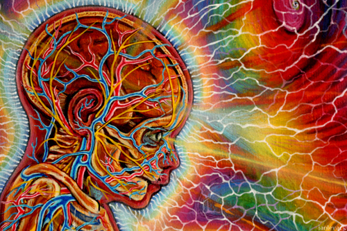 Young & Old | Alex Grey