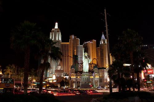 Las Vegas - The New York New York Las Vegas
