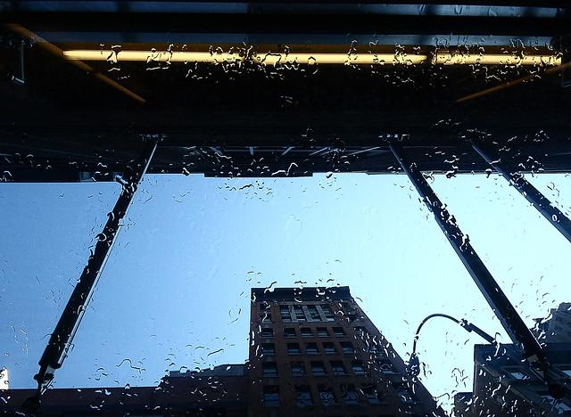 Rain, Blue Sky