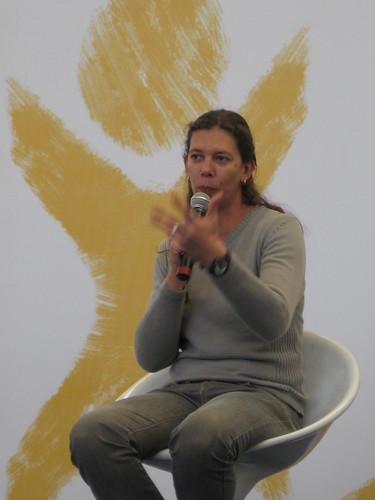 Ana Moser - Ex-atleta brasileira